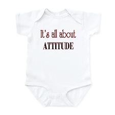 attitude Infant Bodysuit