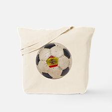 Spain Football Tote Bag