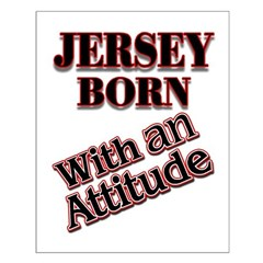 born in Jersey Posters