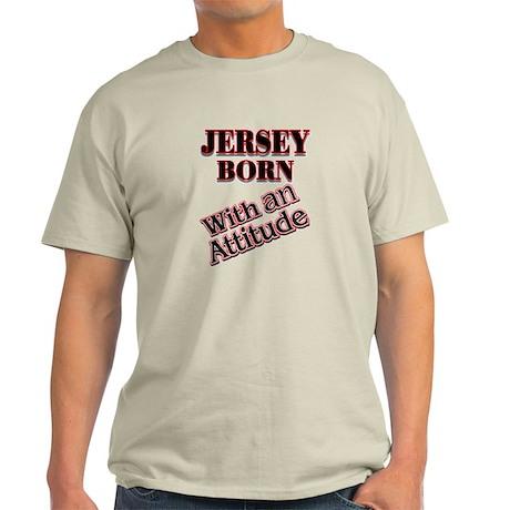 born in Jersey Light T-Shirt