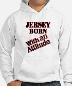 born in Jersey Hoodie