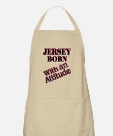 born in Jersey Apron