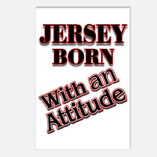 born in Jersey Postcards (Package of 8)