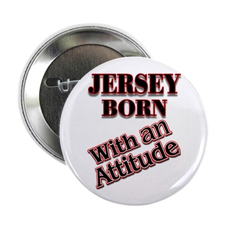 "born in Jersey 2.25"" Button"