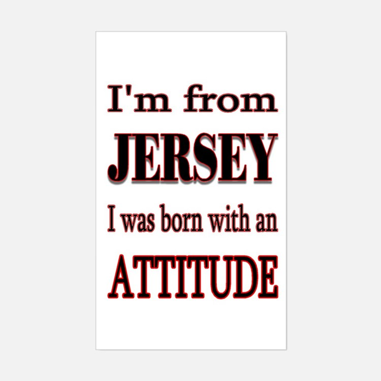 from Jersey Decal