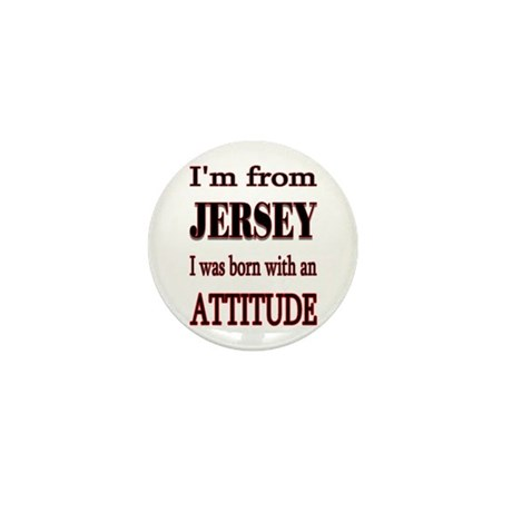 from Jersey Mini Button (10 pack)