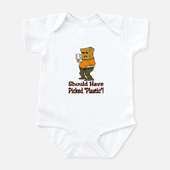 suicidal fan Infant Bodysuit