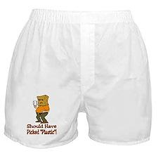 suicidal fan Boxer Shorts