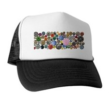 Button Mugs Trucker Hat