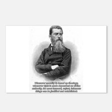 FEUERBACH Postcards (Package of 8)