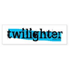 Twilighter Hot Aqua by twibaby Bumper Sticker