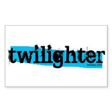 Twilighter Hot Aqua by twibaby Decal