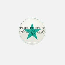 Teal SR Mini Button (100 pack)