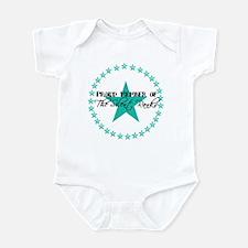 Teal SR Infant Bodysuit