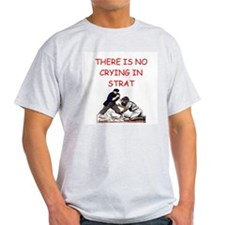 strat-o-matic baseball joke T-Shirt