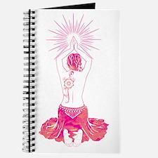 Belly Dance Sunrise Journal