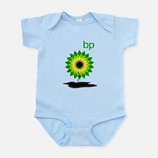 BP Oil... Puddle Infant Bodysuit