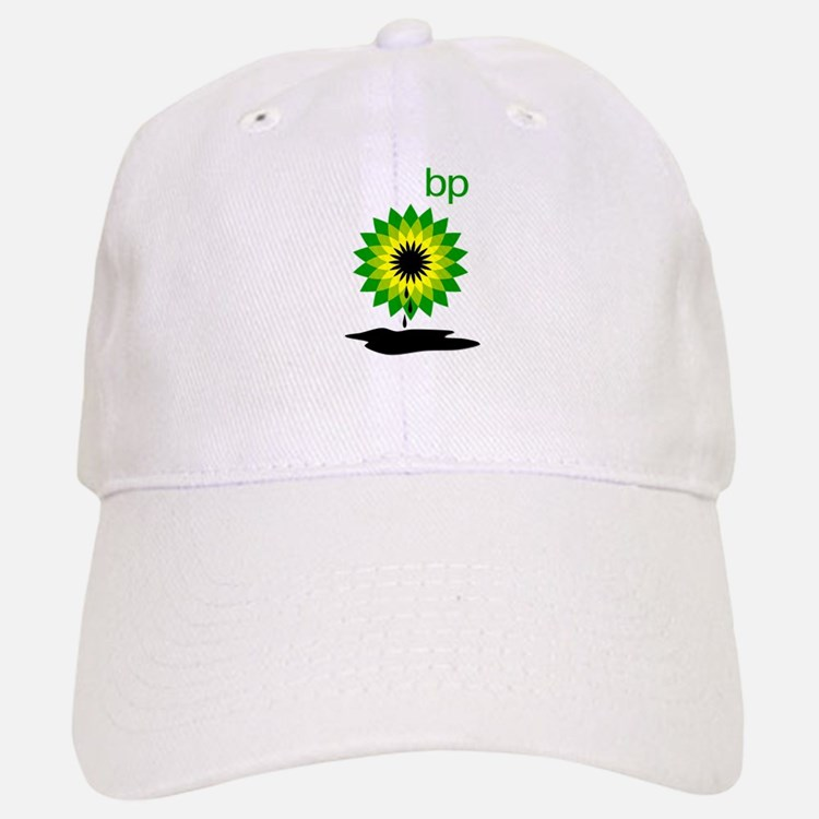 BP Oil... Puddle Baseball Baseball Cap