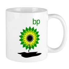 BP Oil... Puddle Mug