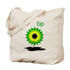 BP Oil... Puddle Tote Bag