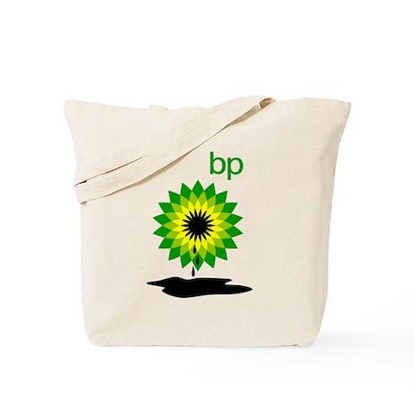 BP Oil... Puddle Tote Bag