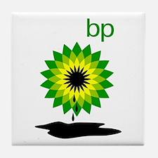 BP Oil... Puddle Tile Coaster