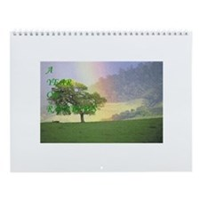 Year of Rainbows Wall Calendar