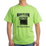 Main Street Gym Green T-Shirt