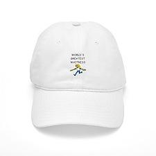 world's greatest waitress Baseball Cap