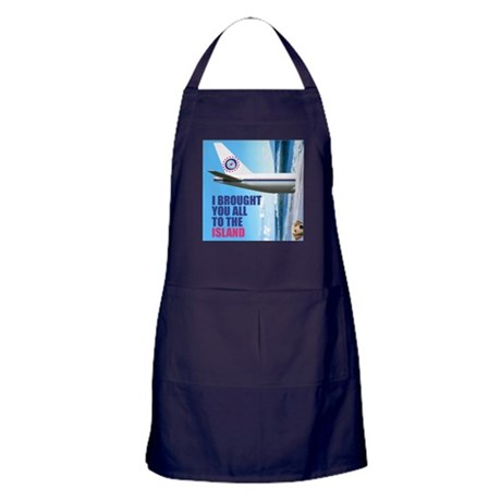 Mysterious Vincent Apron (dark)
