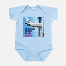 Mysterious Vincent Infant Bodysuit