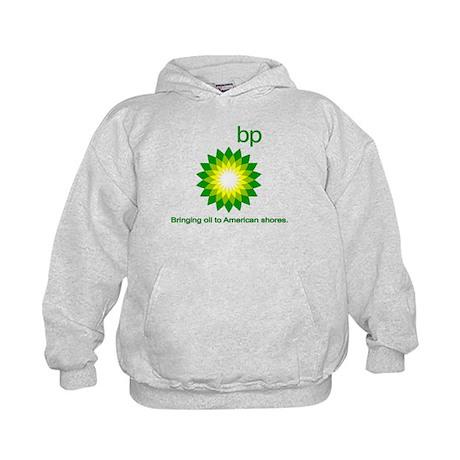 BP, Bringing Oil... Kids Hoodie