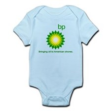 BP, Bringing Oil... Infant Bodysuit