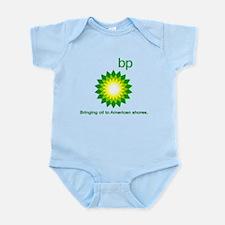 BP, Bringing Oil... Infant Bodysuit