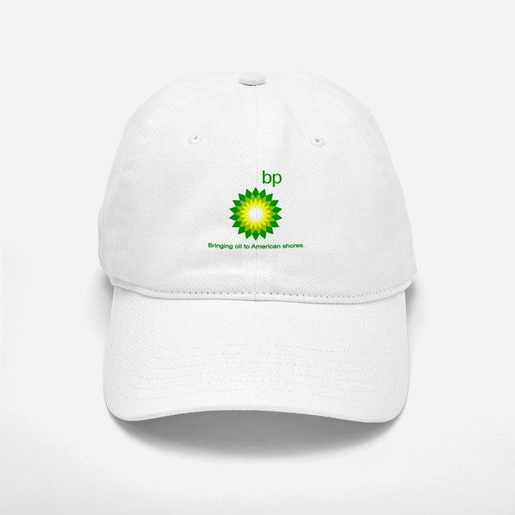 BP, Bringing Oil... Baseball Baseball Cap