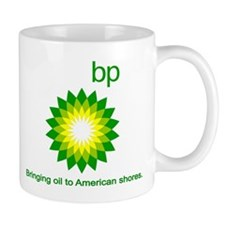BP, Bringing Oil... Mug