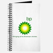 BP, Bringing Oil... Journal