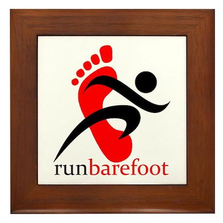 runbarefoot Framed Tile