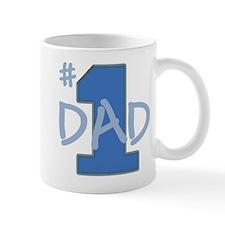 #1 DAD Small Mugs