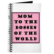 Mom to the Bosses of the Worl Journal