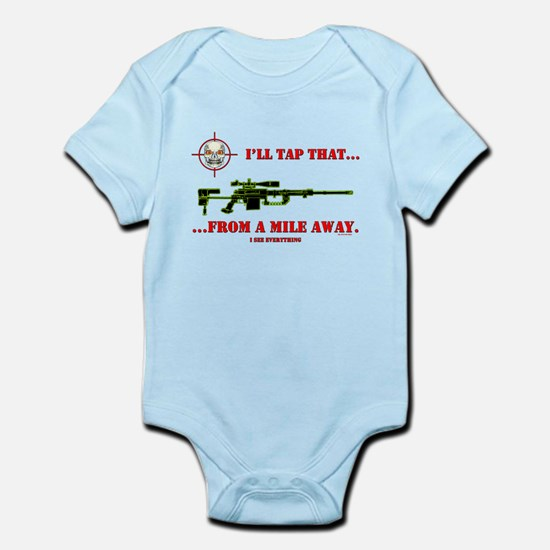 I'LL TAP THAT Infant Bodysuit
