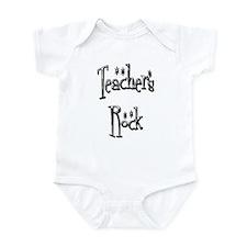 Unique Teacher retirement Infant Bodysuit