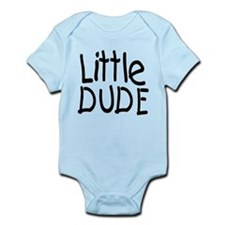Big Dude-Little Dude Infant Bodysuit