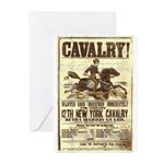 12th New York Cavalry Greeting Cards (Pk of 10)