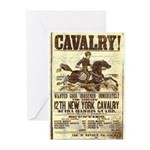 12th New York Cavalry Greeting Cards (Pk of 20)