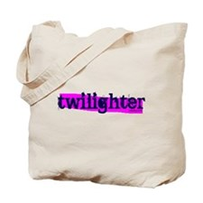 Highlight Twilighter by Twibaby Tote Bag
