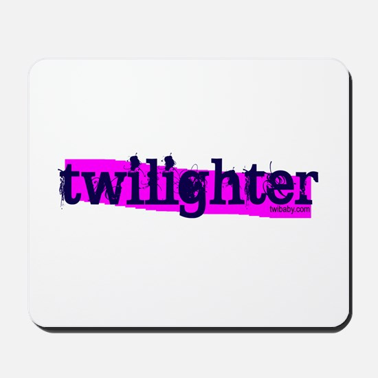 Highlight Twilighter by Twibaby Mousepad