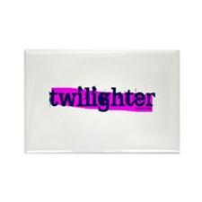 Highlight Twilighter by Twibaby Rectangle Magnet
