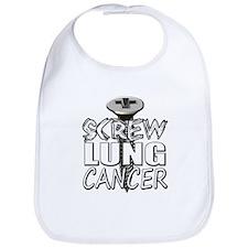 Screw Lung Cancer Bib