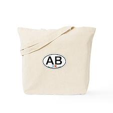 Atlantic Beach NC - Oval Design Tote Bag